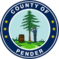 Pender County seal