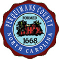 Perquimans County seal