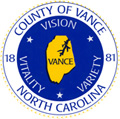 Vance County seal
