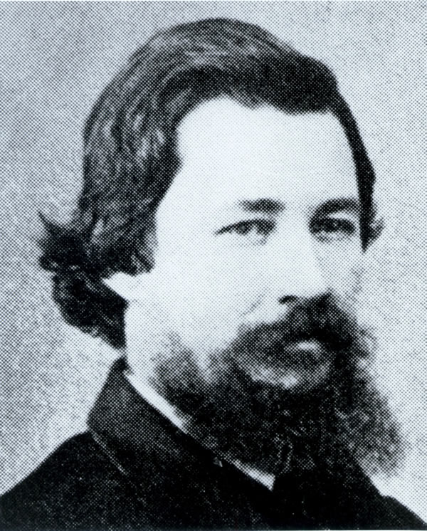 Image of Benjamin S. Hedrick, courtesy of UNC Libraries.