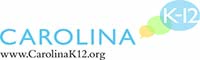 Carolinak12.org logo, UNC Partnership for Education and the Public Humanities