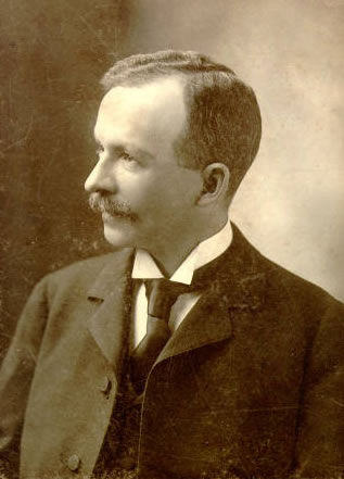 Photograph of Charles W Chesnutt