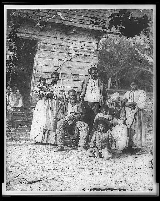 """Five Generations on Smith's Plantation, Beaufort, South Carolina."""" HISTORY MATTERS - The U.S. Survey Course on the Web. Accessed June 25, 2019. http://historymatters.gmu.edu/d/6807/."