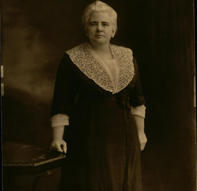 Portrait of Dr. Anna Howard Shaw, courtesy of University of North Carolina at Greensboro Special Collections and University Archives.
