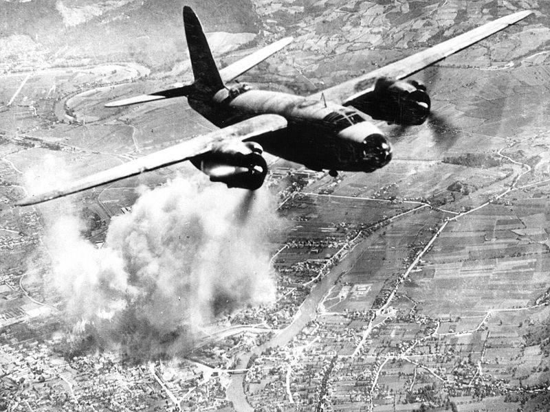 b 26 bomber ncpedia B-26 Invader Lucky Skipper b 26 bomber