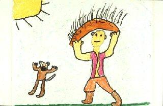 "<img typeof=""foaf:Image"" src=""http://statelibrarync.org/learnnc/sites/default/files/images/Rama_18.jpg"" width=""320"" height=""209"" alt=""Hanuman Wakes up the Monkeys and Bears"" title=""Hanuman Wakes up the Monkeys and Bears"" />"