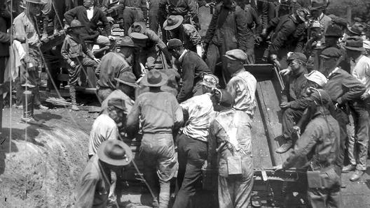 Carolina Coal Company mine explosion
