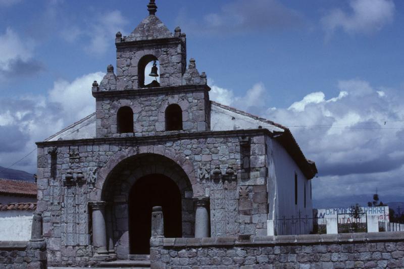 "<img typeof=""foaf:Image"" src=""http://statelibrarync.org/learnnc/sites/default/files/images/ecuador_069.jpg"" width=""1024"" height=""682"" alt=""The church of La Balbanera "" title=""The church of La Balbanera "" />"