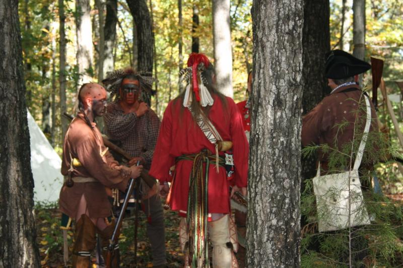 French and Indian War Cherokee