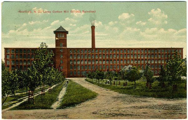 Loray Cotton Mill