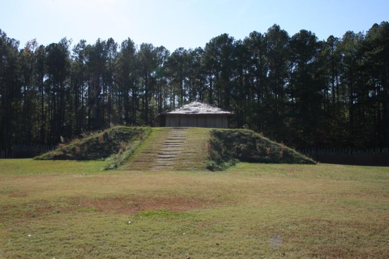 Town Creek major temple