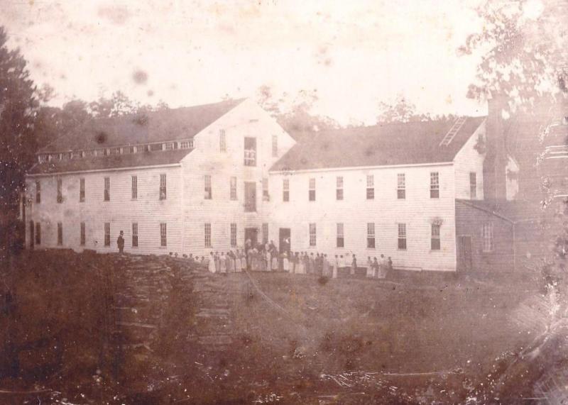 Alamance Cotton Mill