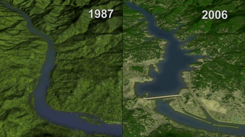 """<img typeof=""""foaf:Image"""" src=""""http://statelibrarync.org/learnnc/sites/default/files/images/three_gorges.jpg"""" width=""""1024"""" height=""""573"""" alt=""""Split-screen image of the Yangtze River in China before the Three Gorges Dam and after it."""" />"""
