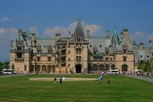 Biltmore Estate - daytime view