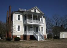 Hope Plantation front view