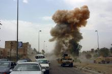 Iraq War car bomb