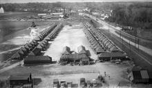 POW camp in Willamston, NC