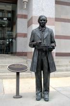Thomas Day statue