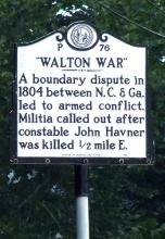 Walton War memorial