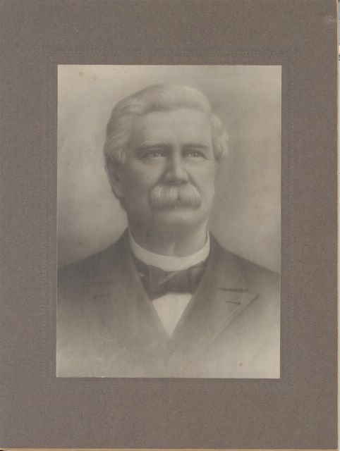 Robert Laban Abernethy. Image courtesy of NC Office of Archives & History.