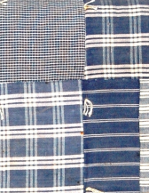 Alamance Plaid. Image courtesy of the Alamance County Historical Museum.