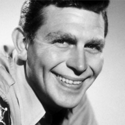 Andy Griffith. Image courtesy of the North Carolina Music Hall of Fame.