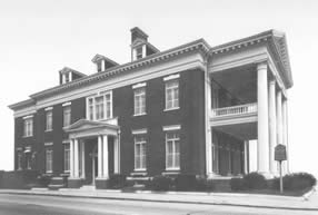 The Cape Fear Club. Image courtesy of the Cape Fear Historical Institute.
