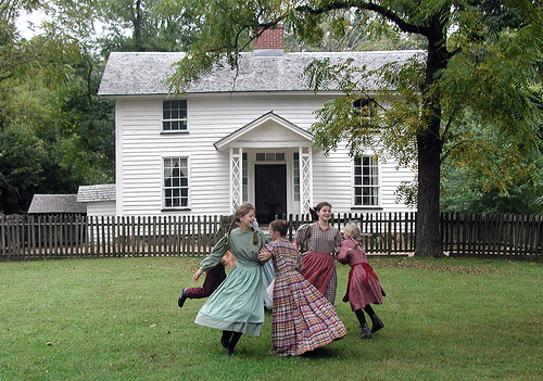 Duke Homestead. Image courtesy of NC Culture.