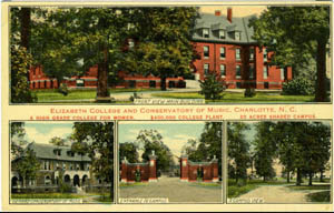 North Carolina Womens Colleges Ncpedia