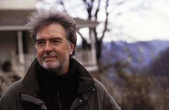 Publicity photo of Charles Frazier from Random House, circa 2006.