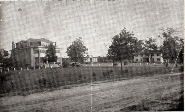 Free Will Baptist Children's Home opened on May 23, 1920. Image courtesy of Free Will Baptist Press.