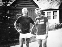 James Baxter Hunt, Jr. and Jimmy Carter