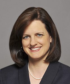 Janet Cowell, State Treasurer of North Carolina, member of the Local Government Comission. Image from the North Carolina Department of State Treasurer.