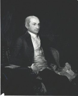 John Jay, Secretary of Foreign Affairs from May 7, 1784 to March 4, 1789. Image from Flickr user U.S. Department of State.