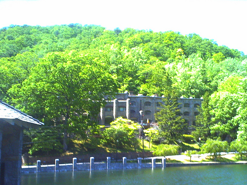 Montreat. Image courtesy of Flickr user Patrick Talbert.