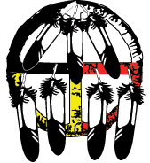 Logo, NC Commision of Indian Affairs. Image courtesy of the Commission of Indian Affairs.