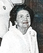 Ellen Black Winston (1903-1984) in 1984. Image from the North Carolina Digital Collections.