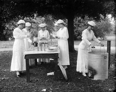 Food Preservation (from Tar Heel Junior Historian) | NCpedia
