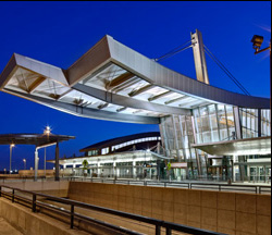 Raleigh Durham International Airport. Image courtesy of RDU website.