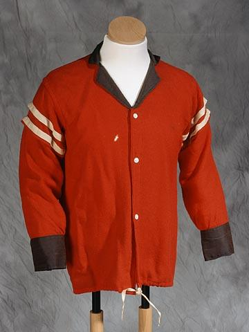 Red Shirt uniform, circa 1898-1900. Image from the North Carolina Museum of History.