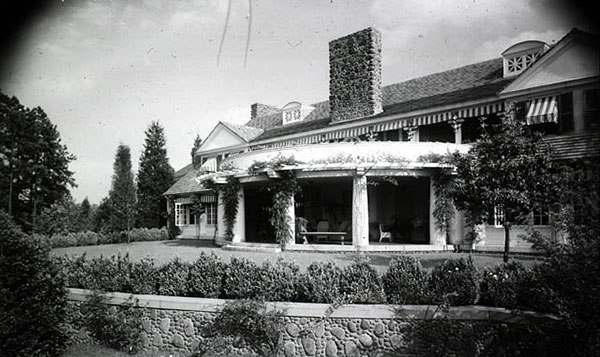 Reynolda House, Winston-Salem, North Carolina. Thomas Warren Sears Collection, Smithsonian Gardens.
