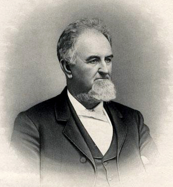 Engraving of George Howard Junior, circa 1890-1905.  Image from the North Carolina Museum of History.