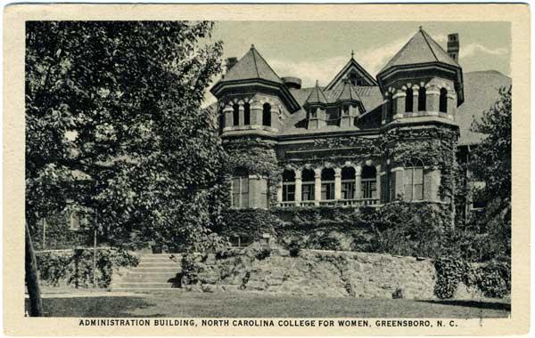 Colleges In Greensboro Nc >> University Of North Carolina At Greensboro Ncpedia
