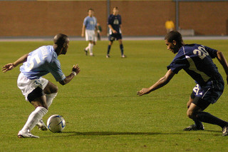University of North Carolina at Chapel Hill soccer game. Image courtesy of Flickr user Jarrett Campbell.