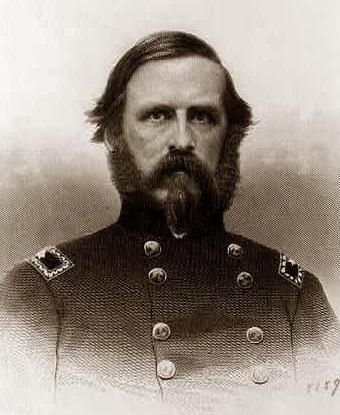 Edward Wild, Recruiter for the Union Brigades. Library of Congress, available from the National Park Service.