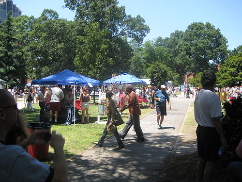 Artsplosure, Raleigh, 2007