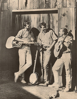 "The Kingston Trio revived the ""Ballad of Tom Dooley"" in the 50's. Image courtesy of Flickr user David Bookcock."