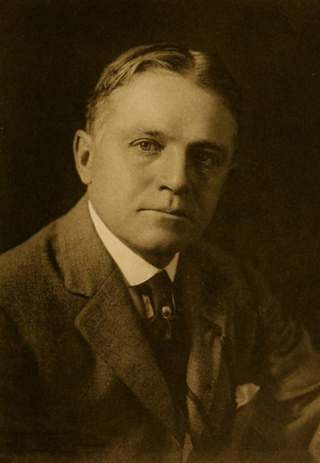 Portrait from the Yackety yack [serial], 1920.