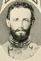 R.H. Battle. Courtesy of Histories of the several regiments and battalions from North Carolina, in the great war 1861-'65.