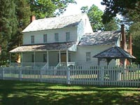 Bonner House. Image courtesy of NC Historic Sites.